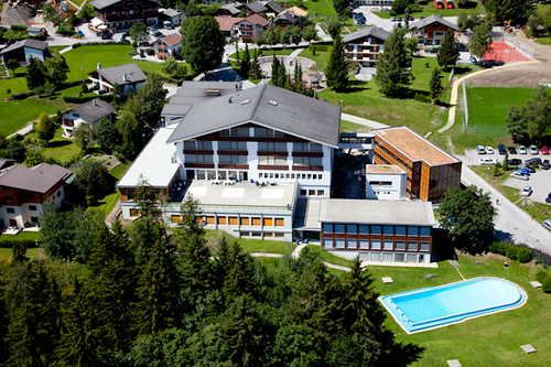 Les Roches Bluche Campus